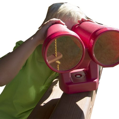 MODEL #10D Binoculars