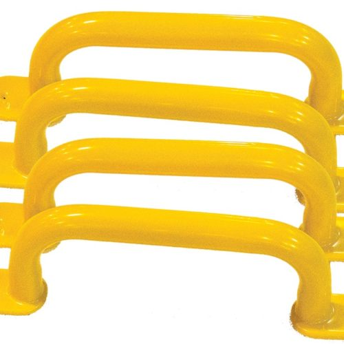 MODEL #10G Plastisol Dipped Safety Handles
