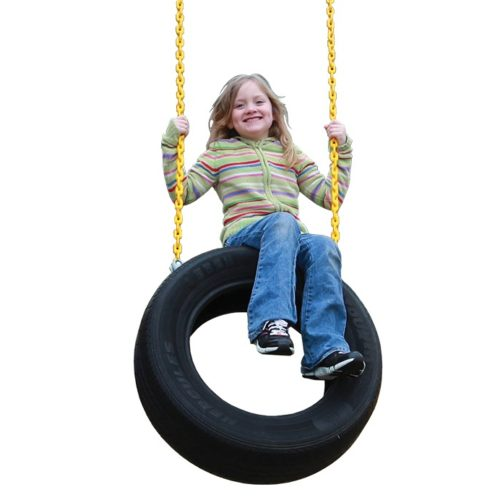 MODEL #11K 2-Chain Tire Swing