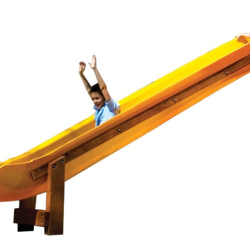 MODEL #13A 11' Super Scoop Slide