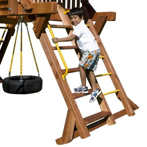 MODEL #8O Sunshine Step/ Rung Combo Ladder