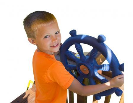 MODEL #10C Jumbo Ship's Wheel