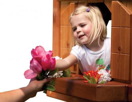MODEL #9O Flower Box