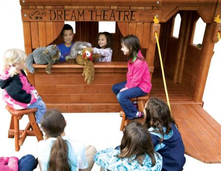 MODEL #9Q Dream Theatre w/ Stools